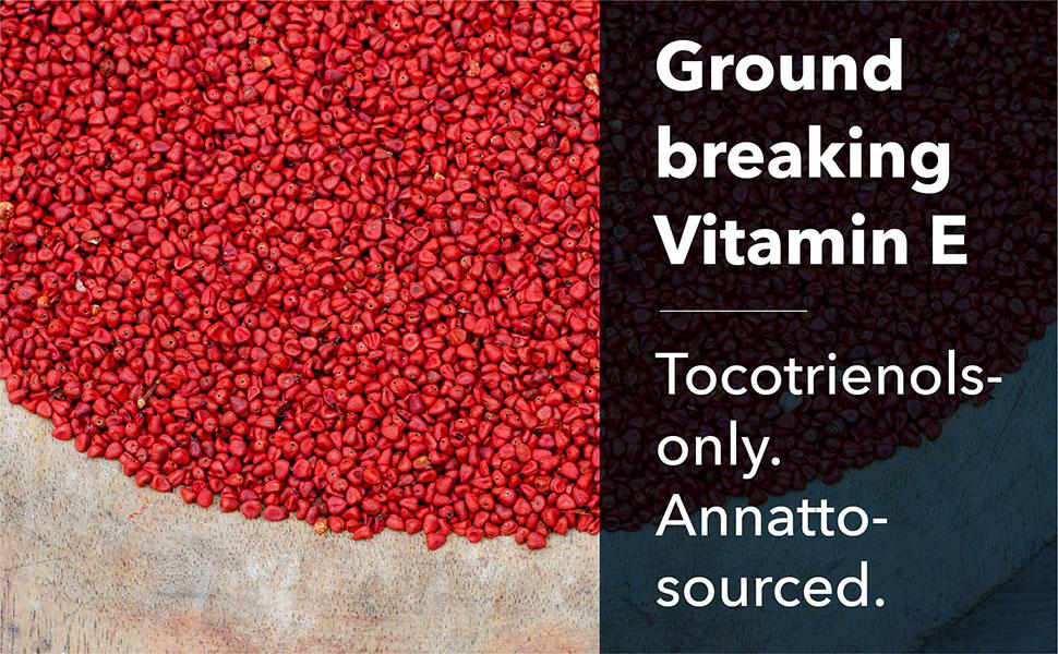 Groundbreaking Vitamin E