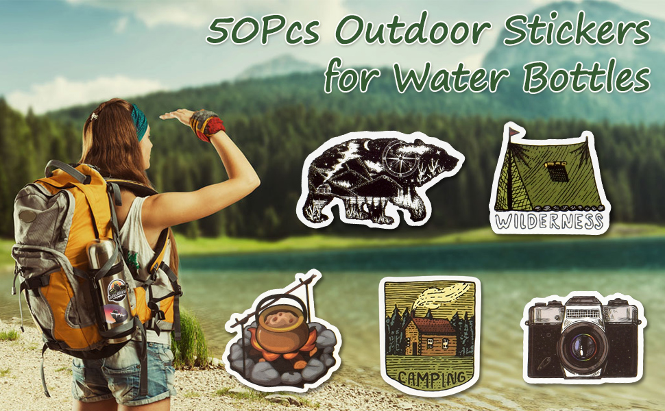 outdoor stickers