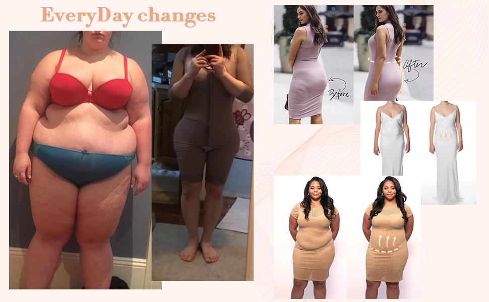 waist shaper women tummy control high waisted