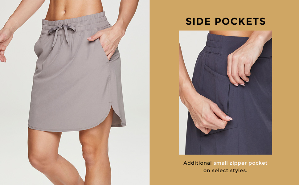 Side Pockets
