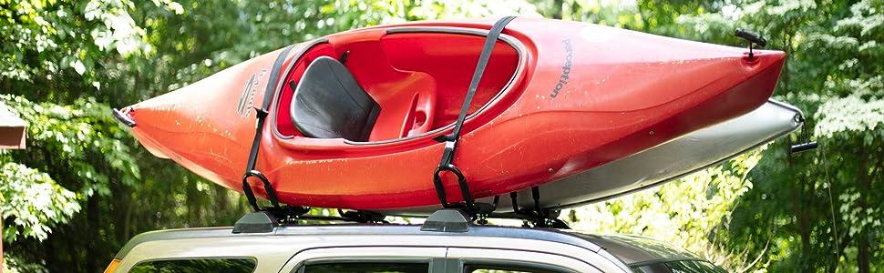 Kayak Travel, Canoe, Kayak, Roof Rack, Kayak Crossbars, Easy travel, summer, beach, paddleboarding