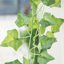 fake ivy leaves decoration