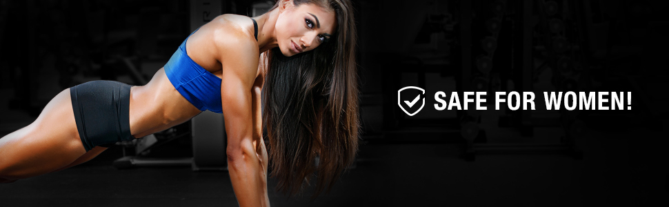 women's health; pre-training; athletic; fitness; body building; muscl building