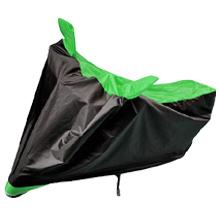 black green waterproof bike body cover