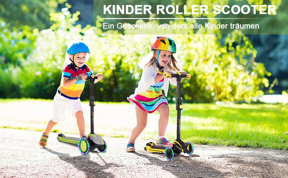 kinderscooter
