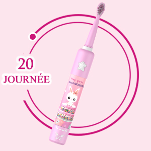 musical toothbrush FR PINK
