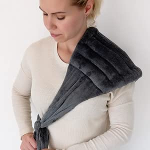 Hot and Cold Therapy Heat Wrap for Back Shoulders Neck
