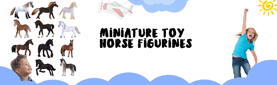 toy horses banner