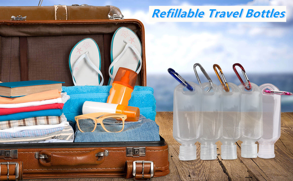 portable travel bottles