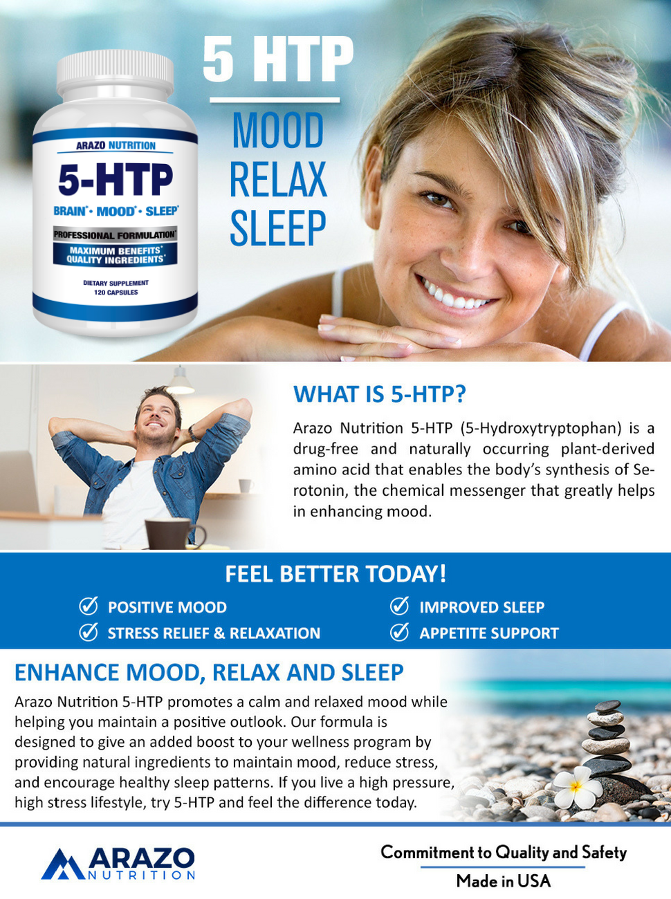 5-HTP Supplement