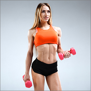 Fitness Republic dumbell set home gym weight set weights dumbbells set free weights hand weights
