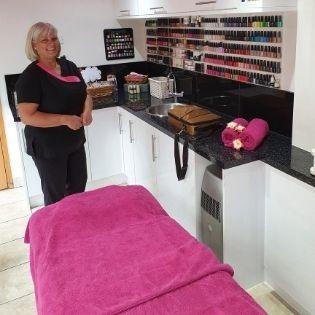 massage stone heater therapist salon portable warmer basalt volcanic rocks thermotherapy masseur