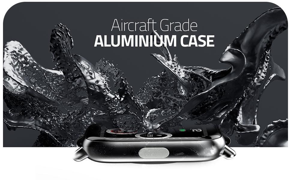 Best smart watch with metal body