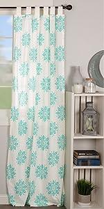 vhc brands, coastal, home decor, 3 coast way, three coast way, mariposa, curtain