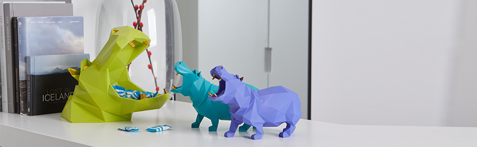 hippo decor