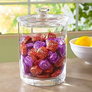 kitchen apothecary jar