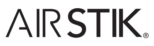 AIRSTIK logo by Kapotas Designs LLC