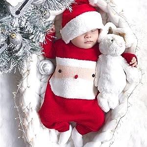 Santa sweater jumpsuit