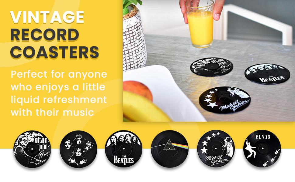 La Cantante Loter\u00eda Coaster Set