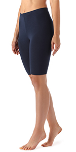 Merry Style Leggings 3//4 Pantaloni Capri Donna MS10-199