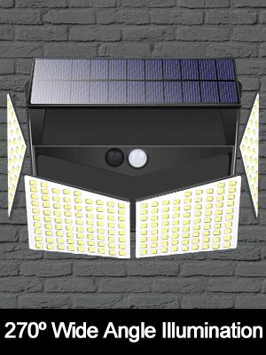 Solar Lights Outdoor Motion
