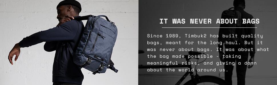 Timbuk2 Authority DLX laptop backpack