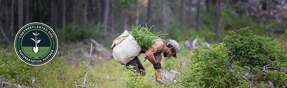 Houndsbay One Tree Planted official reforestation partner