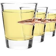 308 SHOT GLASSESS SET OF 4
