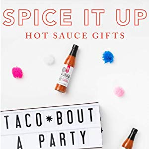 We have presents for men boyfriend gifts uncle gifts and best dad gifts like our hot sauce gift set