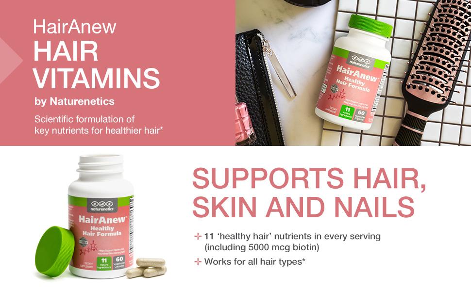HairAnew hair vitamins
