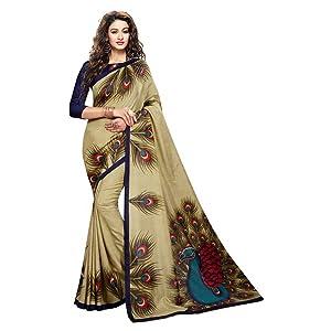 saree women sari sadi shari cotton silk art latest printed party festival georgette chiffon