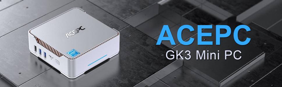 GK3 ACEPC Mini PC