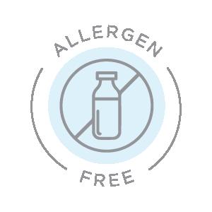 Free of Common Allergens
