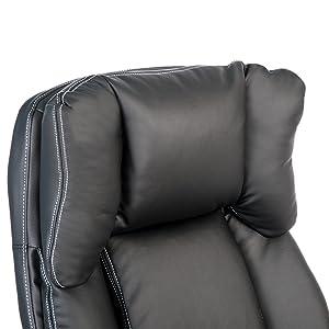 office chair desk chair computer chair high back chair black chair faux leather chair