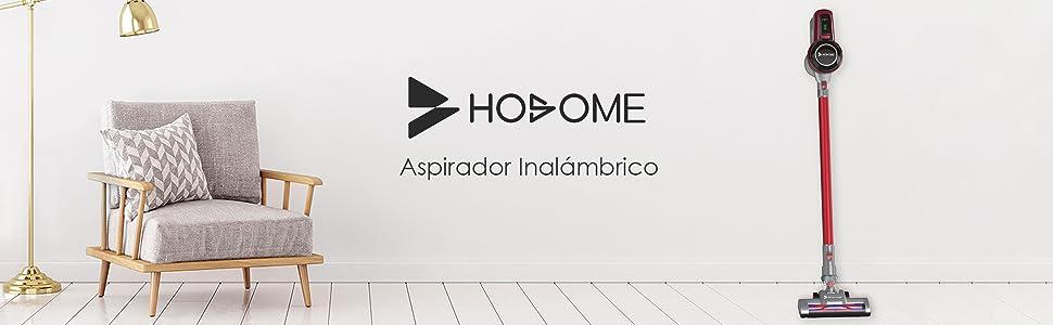 Hosome Aspiradoras Hogar 160W Aspiradora sin Cable 2 en 1 ...
