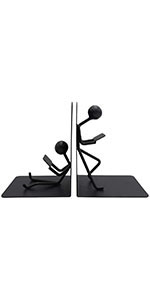 Man Bookend