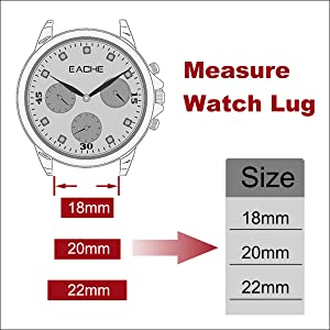choose right watch band size