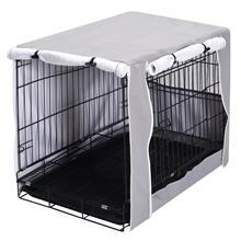 side opening dog crate