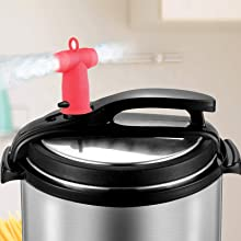 instant pot steam diverter