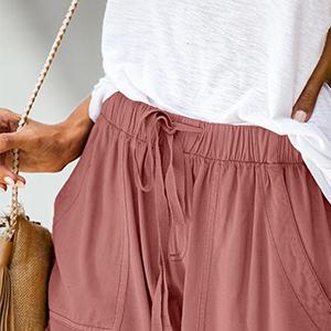 womens summer shorts