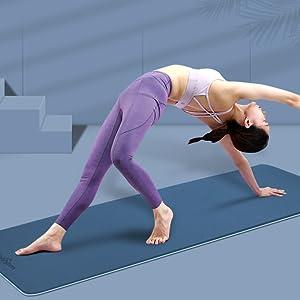 yoga mats for women men