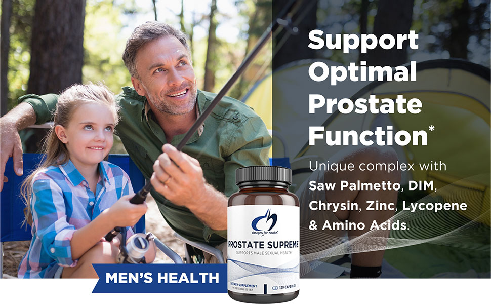 Support Prostate Function