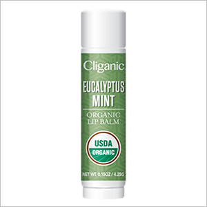 Organic Eucalyptus Mint Lip Balm