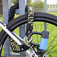 heavy duty bike lock