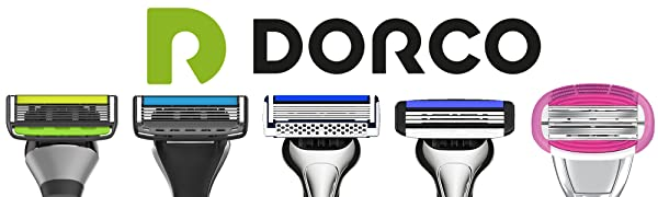 DORCO blades come in a wide variety - find the one that works for you