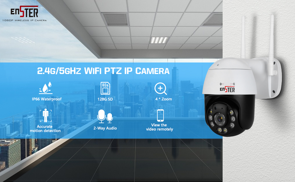 5G security camera