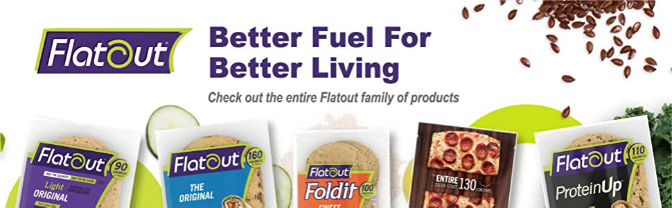 Flatout, Light, Original, Flatbread
