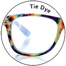Spiral Diffraction - Tie Dye