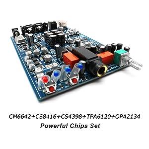 headphone amplifier dac, headphone dac amplifier, hifi headphone amplifier Dilvpoetry DAC mini dac