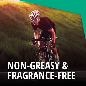 Non-greasy & Fragrance-free